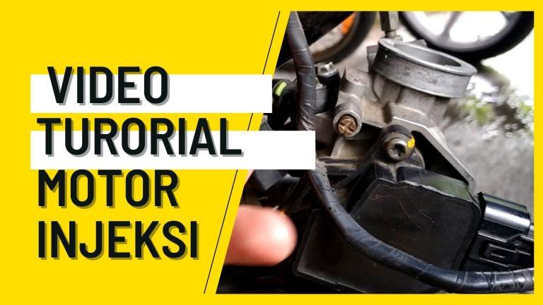 video tutorial motor injeksi