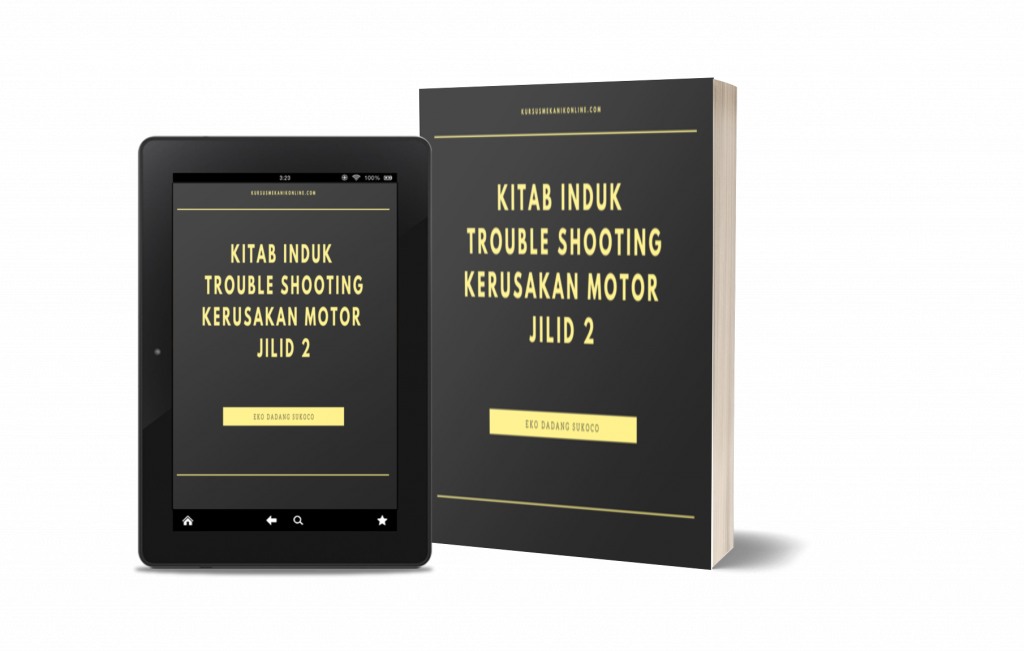 buku pintar trouble shooting kerusakan sepeda motor