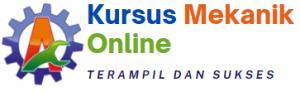 logo kursus mekanik motor online